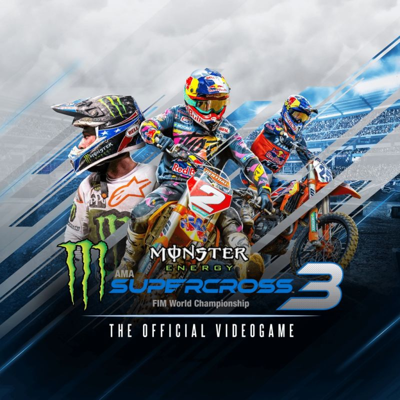 Monster Energy Supercross 3: The Official Videogame (2020