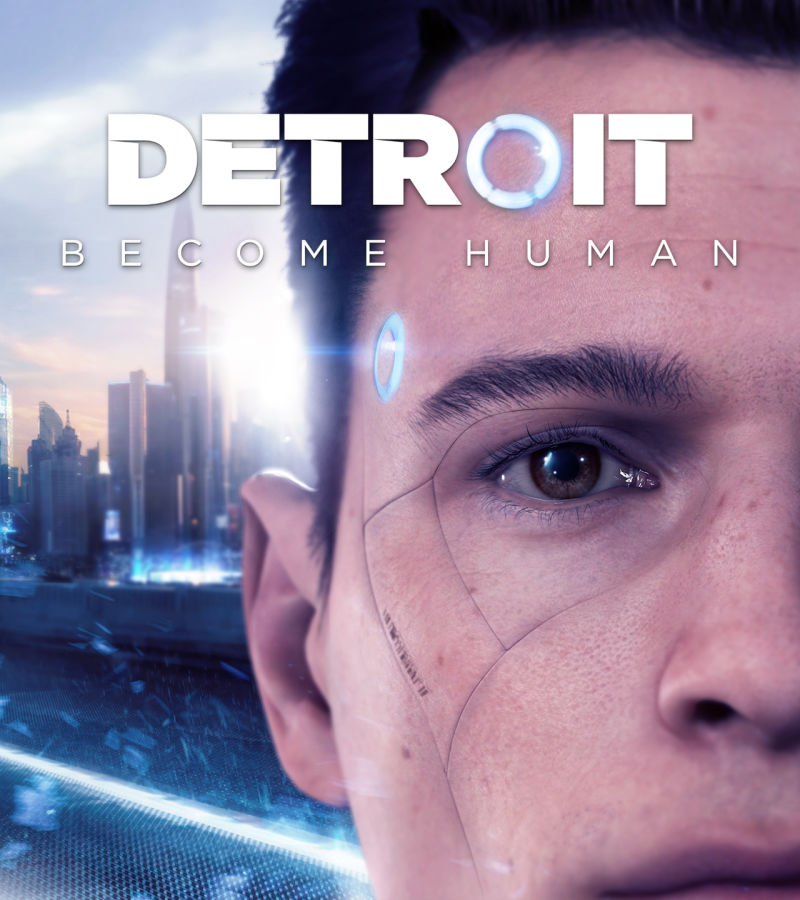 Detroit Become Human 2019 Windows Box Cover Art Mobygames