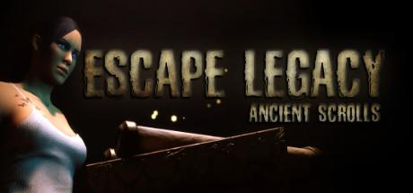 Escape Legacy: Ancient Scrolls Linux Front Cover