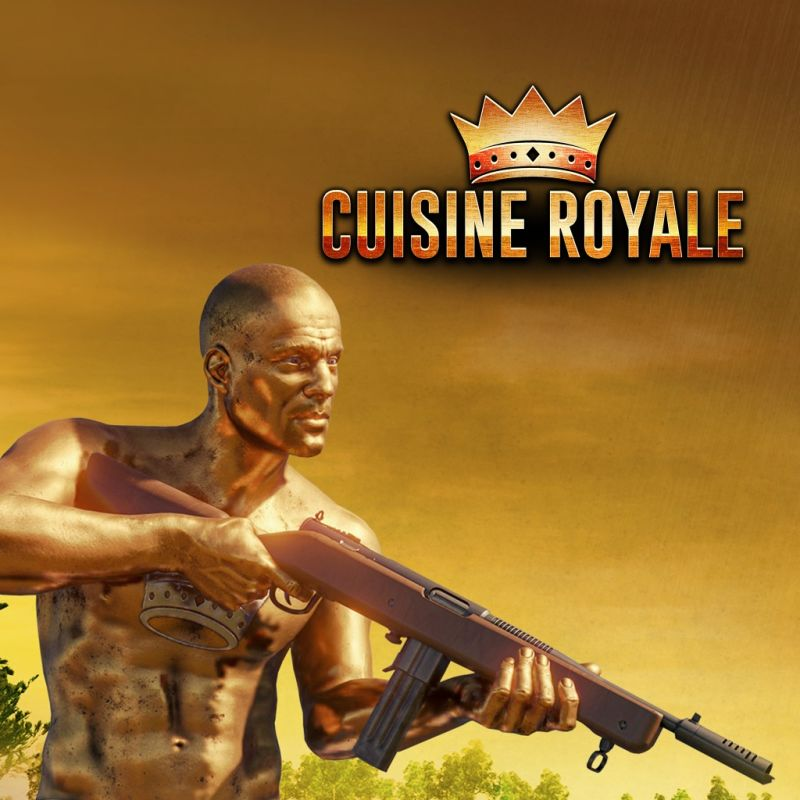 Cuisine Royale: Elite Pack PlayStation 4 Front Cover