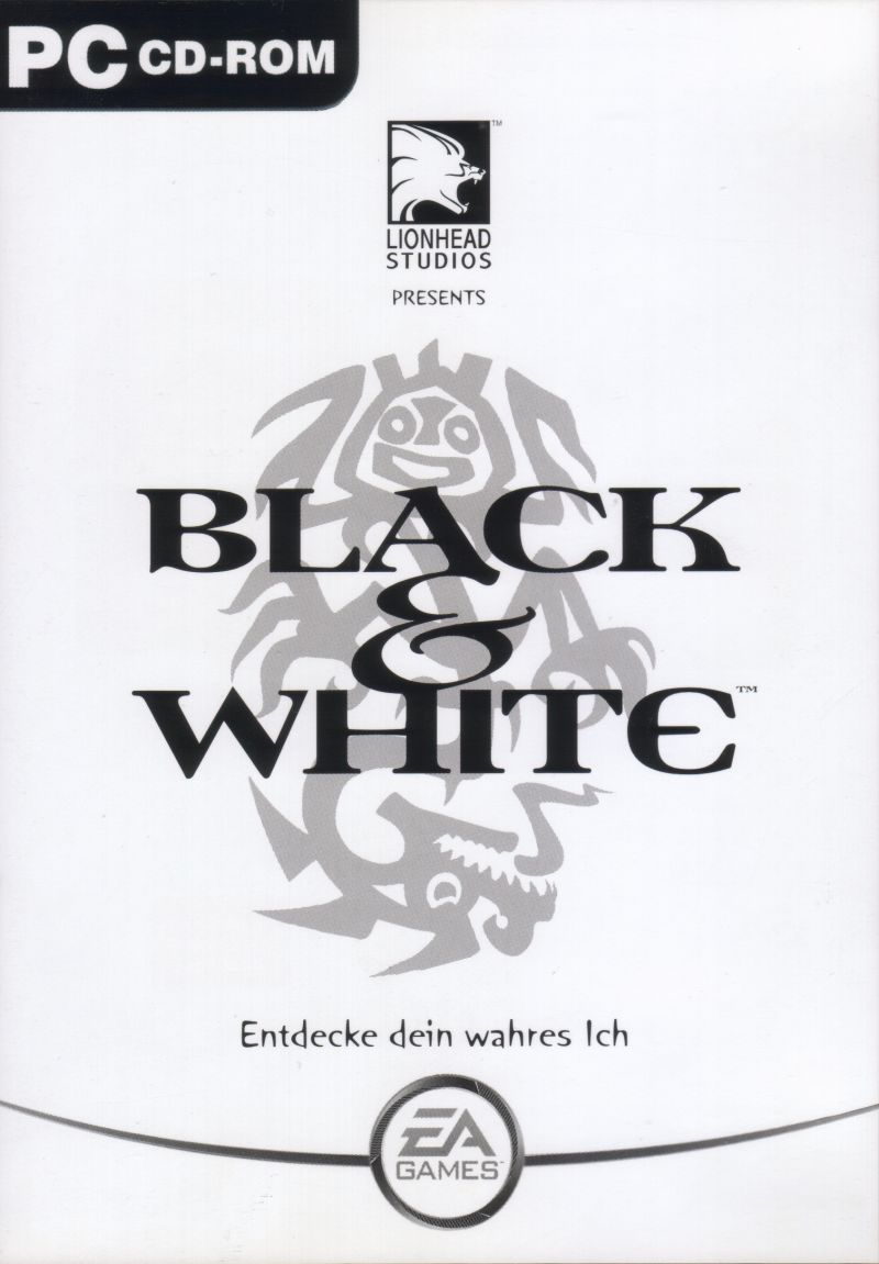 Black & White Windows Front Cover White Cover
