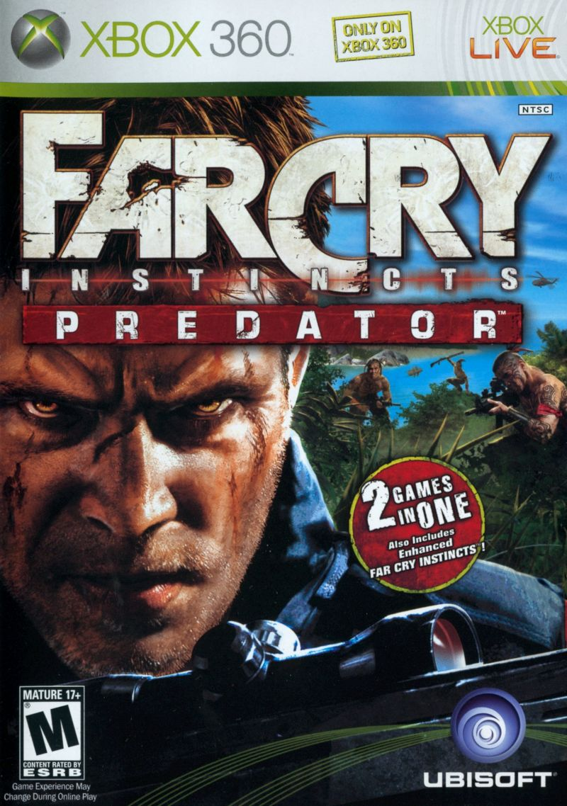 Far Cry: Instincts - Predator for Xbox 360 (2006) - MobyGames