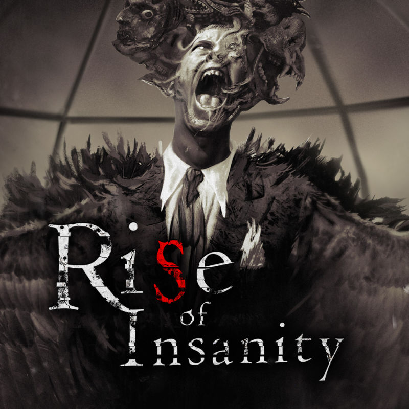 Rise of Insanity Nintendo Switch Front Cover