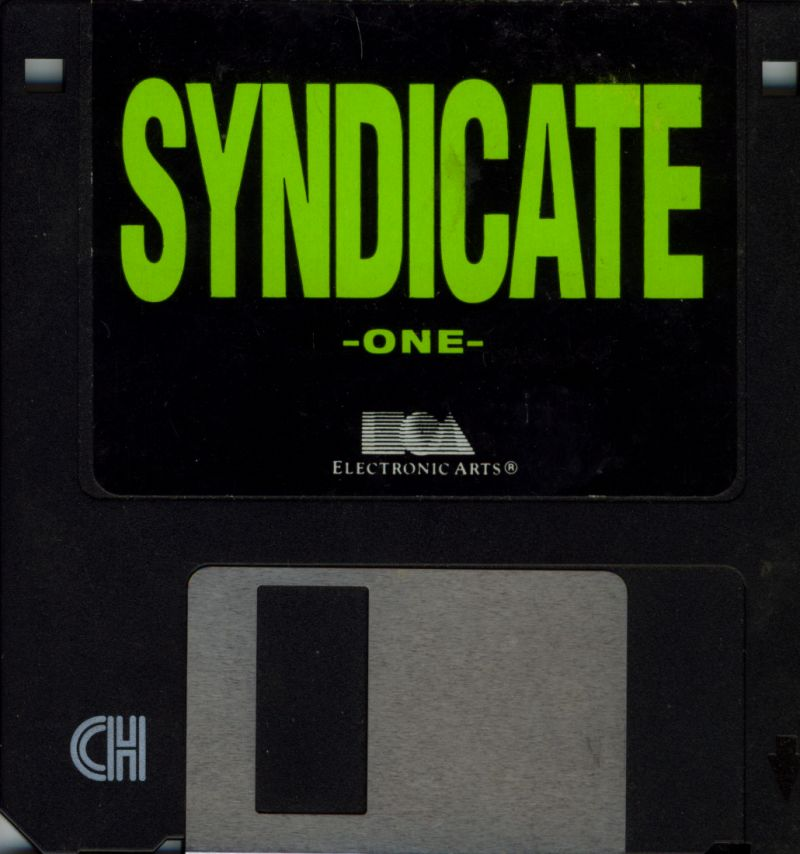 Syndicate DOS Media Disk One