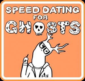 Speed Dating for Ghosts Nintendo Switch Front Cover
