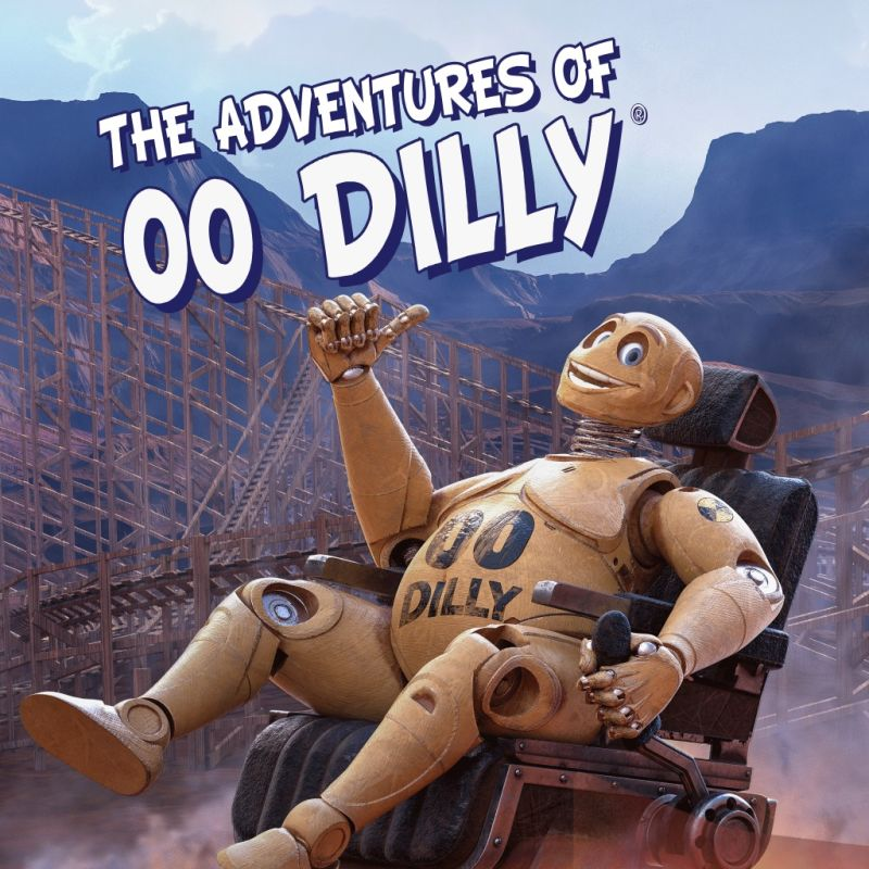 обложка 90x90 The Adventures of 00 Dilly