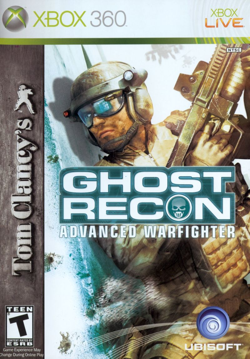 S 90 3 >> Tom Clancy's Ghost Recon: Advanced Warfighter for Xbox 360 ...