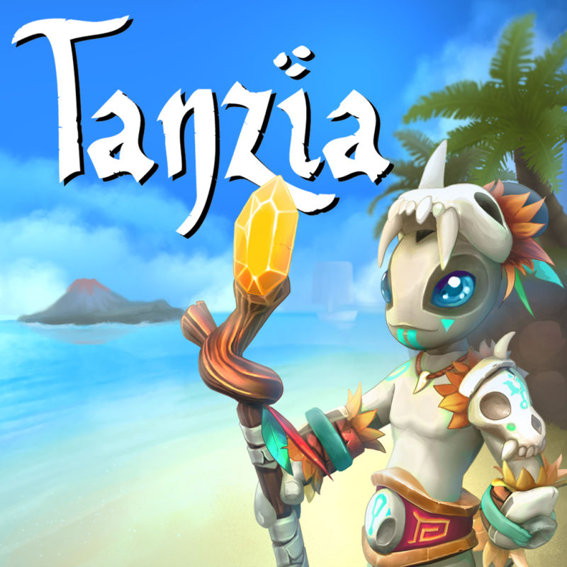 Tanzia Nintendo Switch Front Cover