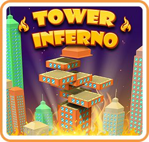 обложка 90x90 Tower Inferno