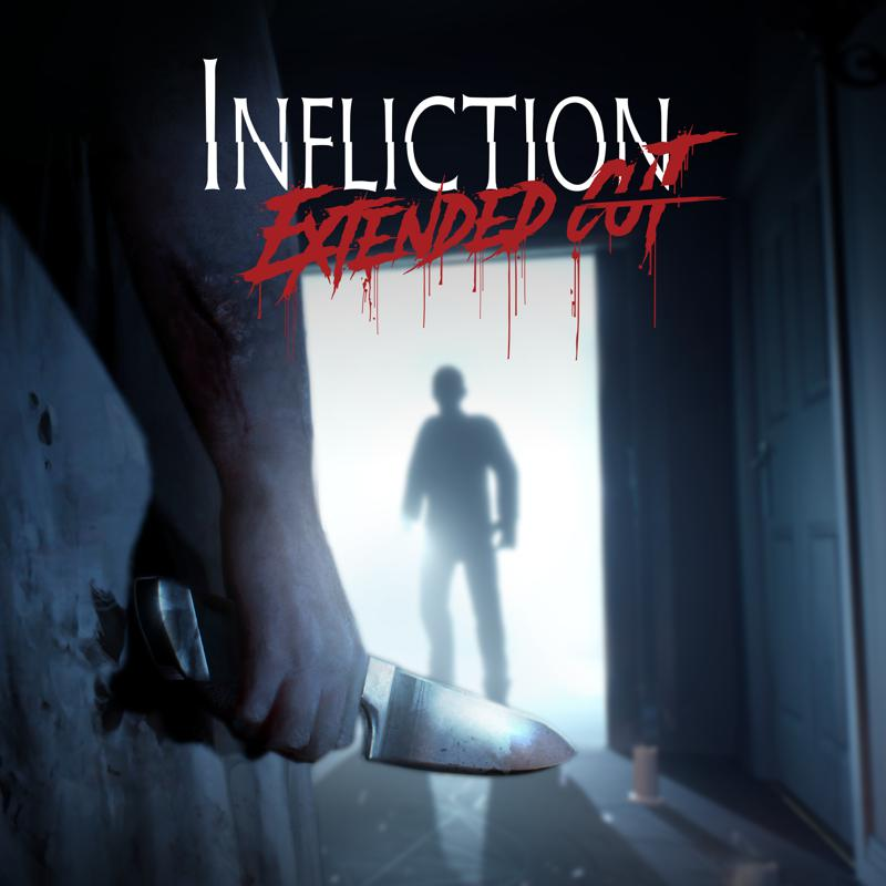 постер игры Infliction: Extended Cut
