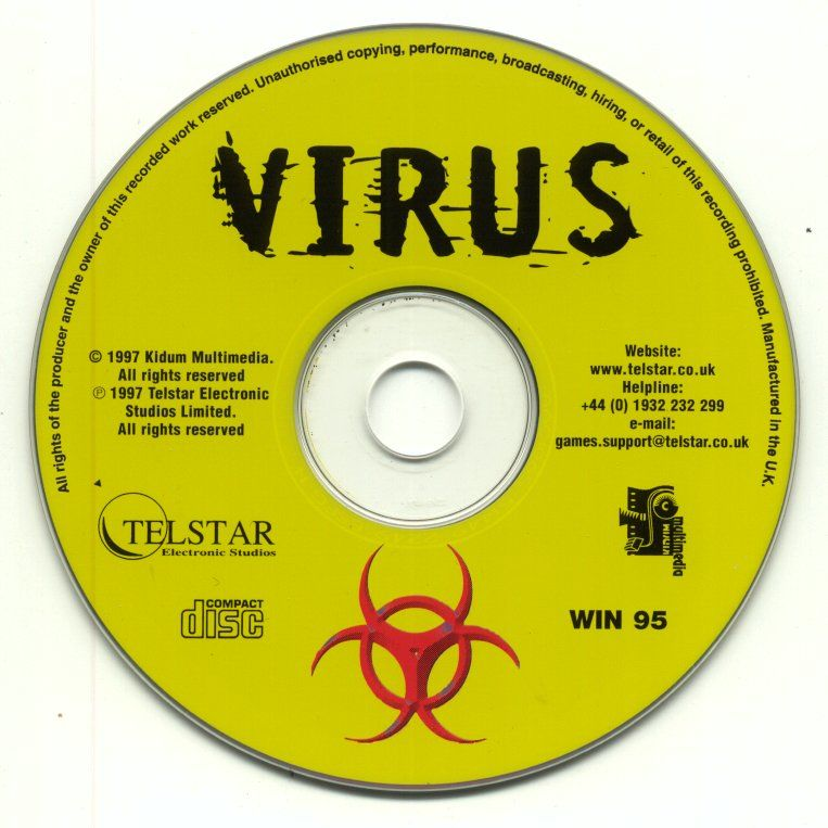 Virus: The Game Windows Media
