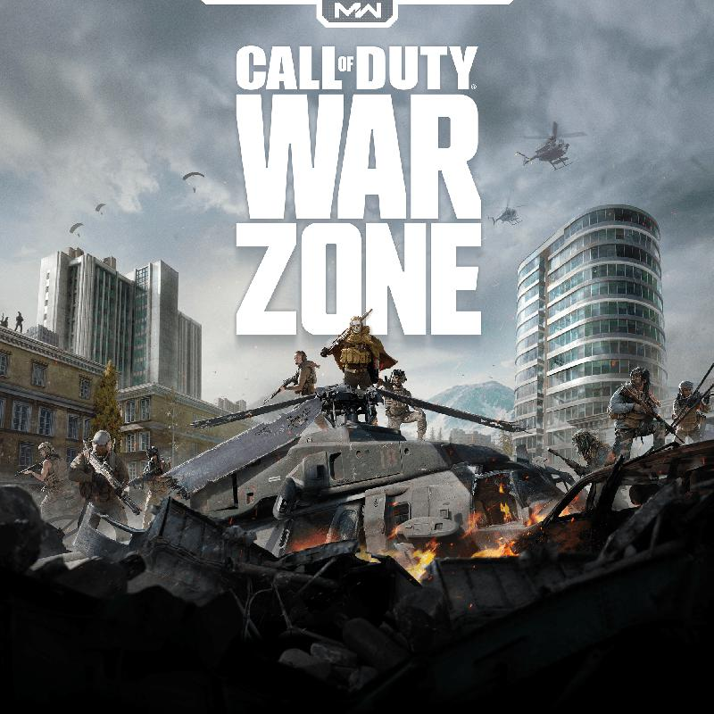 постер игры Call of Duty: Warzone