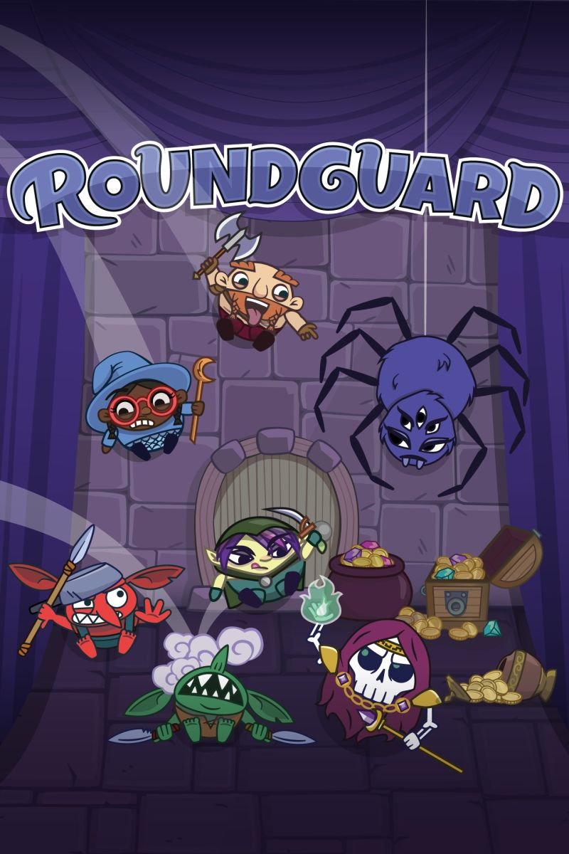 Roundguard Xbox One Front Cover