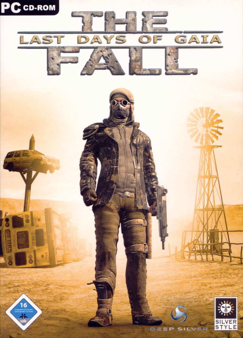 The Fall: Last Days of Gaia Windows Front Cover