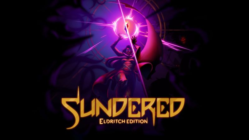 Sundered: Eldritch Edition Nintendo Switch Front Cover 2nd version