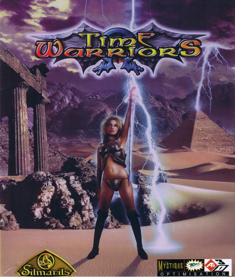 Time Warriors Windows Front Cover