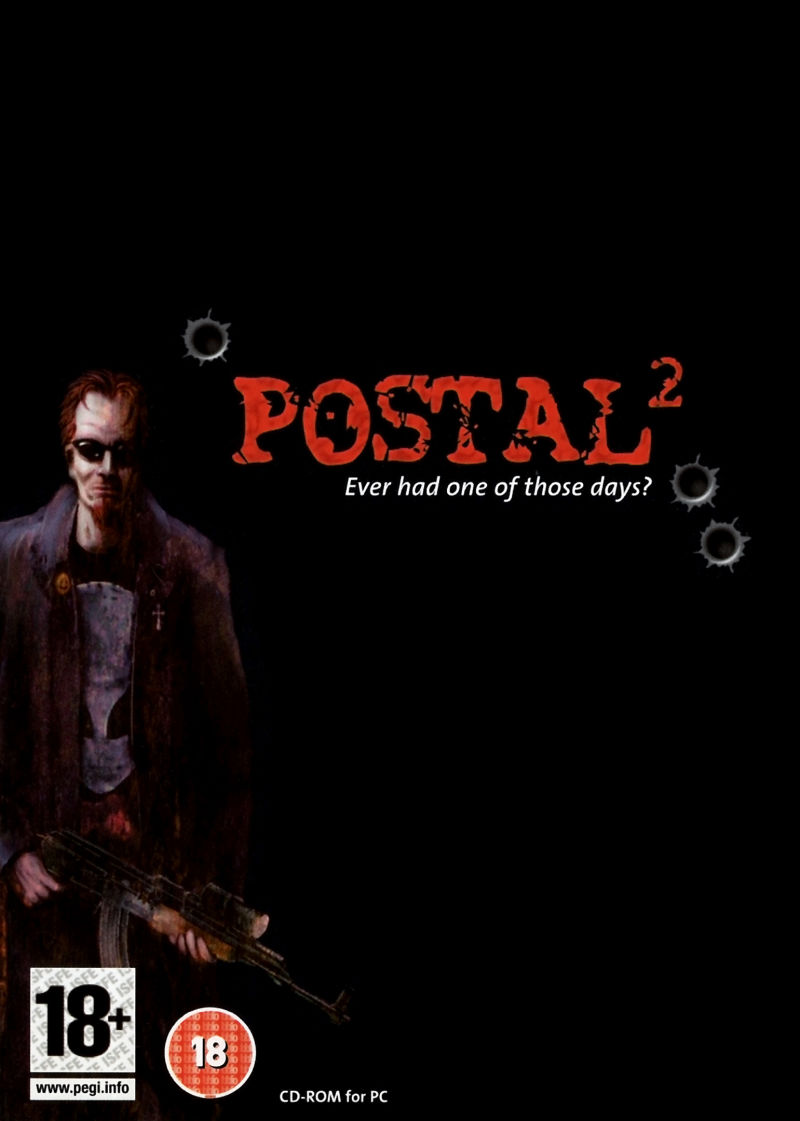 Postal² Windows Front Cover