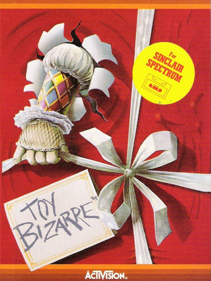 Toy Bizarre ZX Spectrum Front Cover