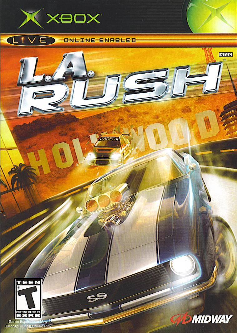 L. A. Rush for PlayStation 2 (2005) - MobyGames
