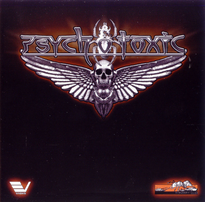Psychotoxic Windows Other Jewel Case - Front