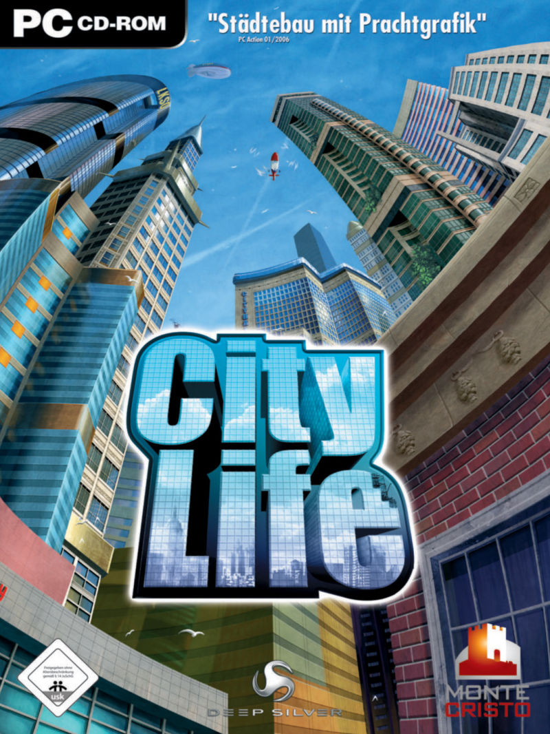 City Life Windows Front Cover
