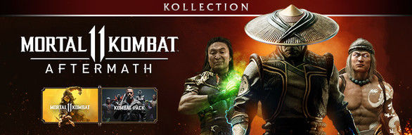 Mortal Kombat 11 Aftermath Kollection For Windows 2020 Mobygames