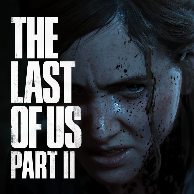 The Last of Us Part II PlayStation 4 Front Cover