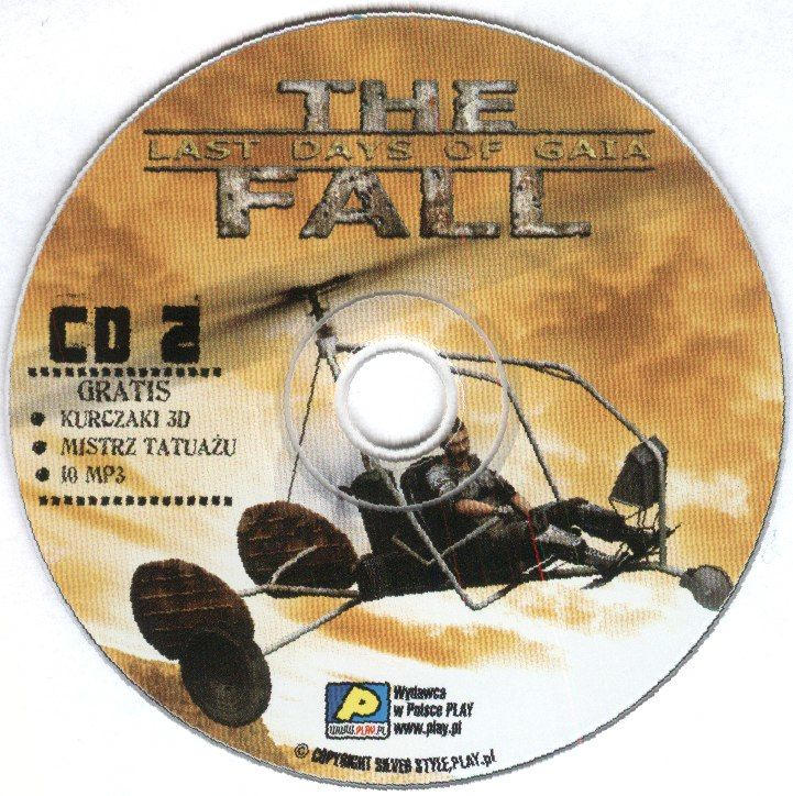 The Fall: Last Days of Gaia Windows Media Disc 2