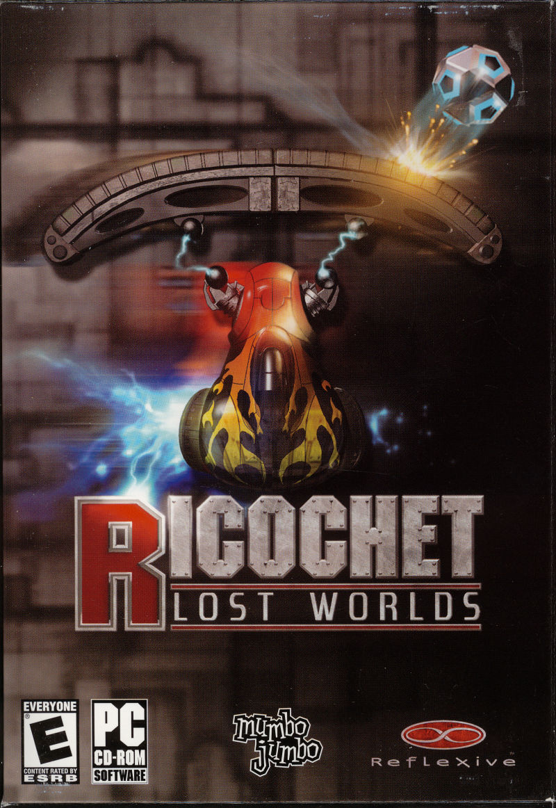Ricochet: recharged download.