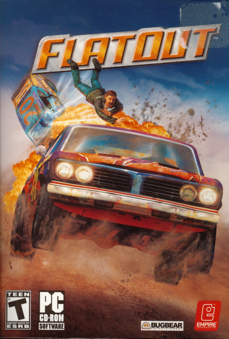FlatOut for Windows (2004) - MobyGames