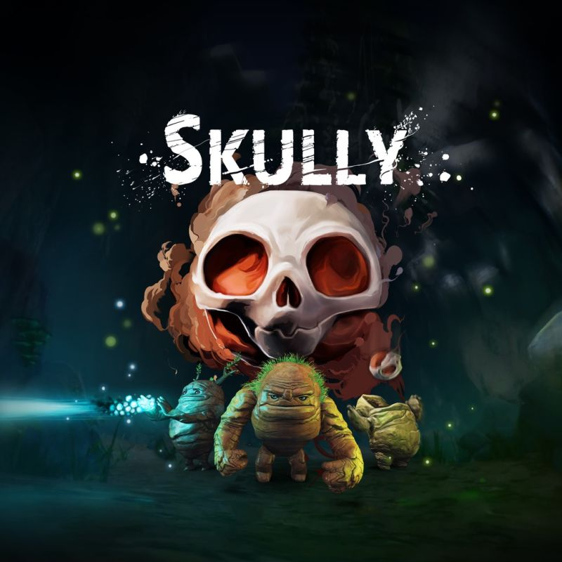 Skully PlayStation 4 Front Cover