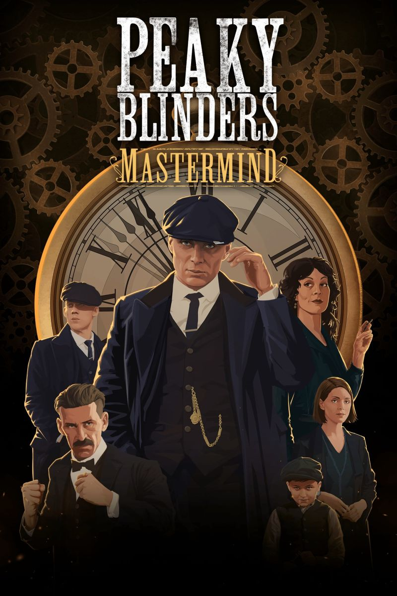 Image result for peaky blinders mastermind cover art