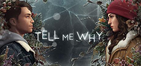 Tell Me Why Windows Front Cover