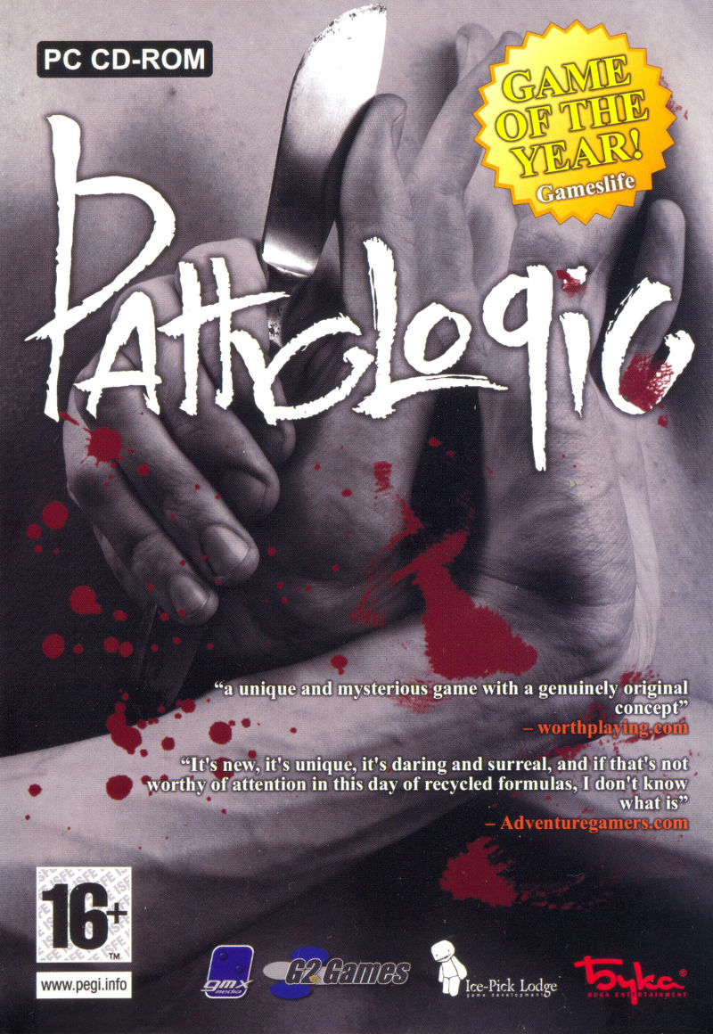 Pathologic Windows Front Cover