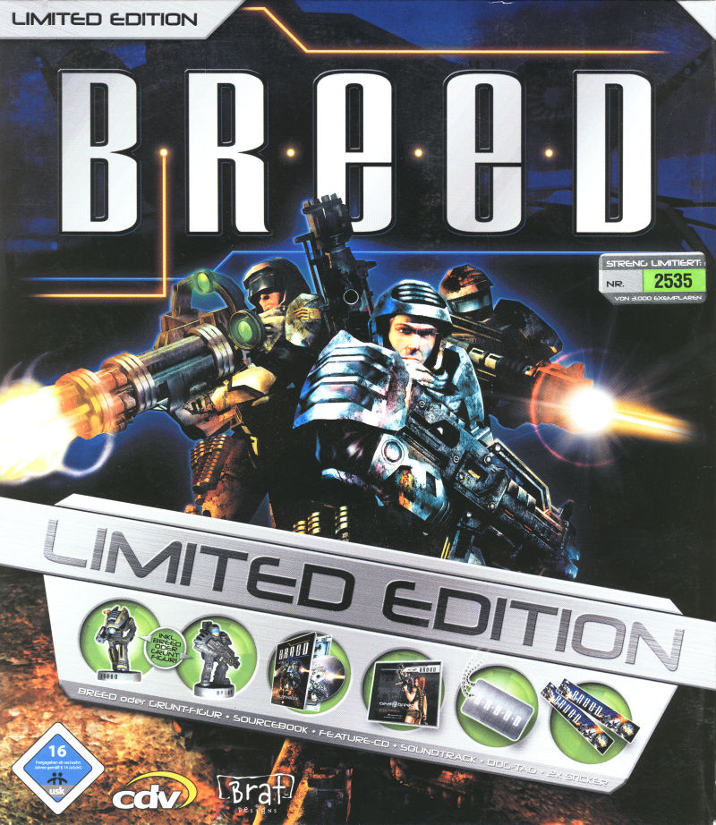 Breed (Limited Edition)
