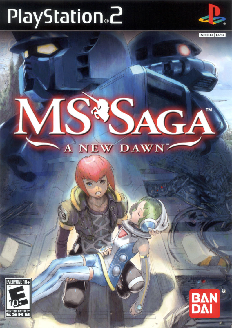 A New Year Tarot Spread My Cards For 2019: MS Saga: A New Dawn For PlayStation 2 (2005)