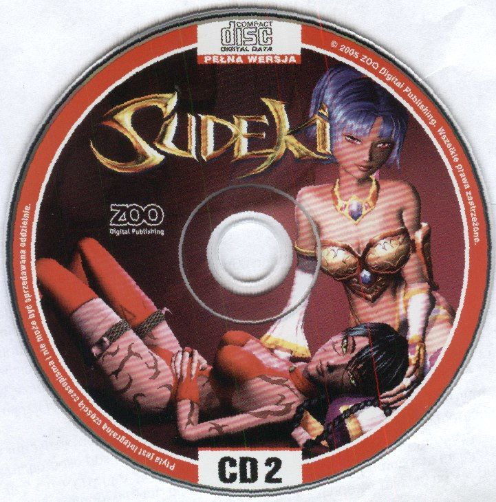 Sudeki Windows Media CD 2