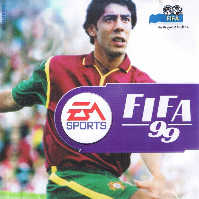 FIFA 99 Windows Other Jewel Case - Front