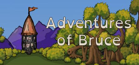 Adventures of Bruce Windows Front Cover