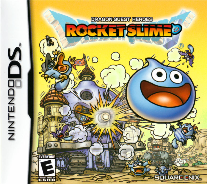 Dragon quest heroes: rocket slime ~ part 1 youtube.