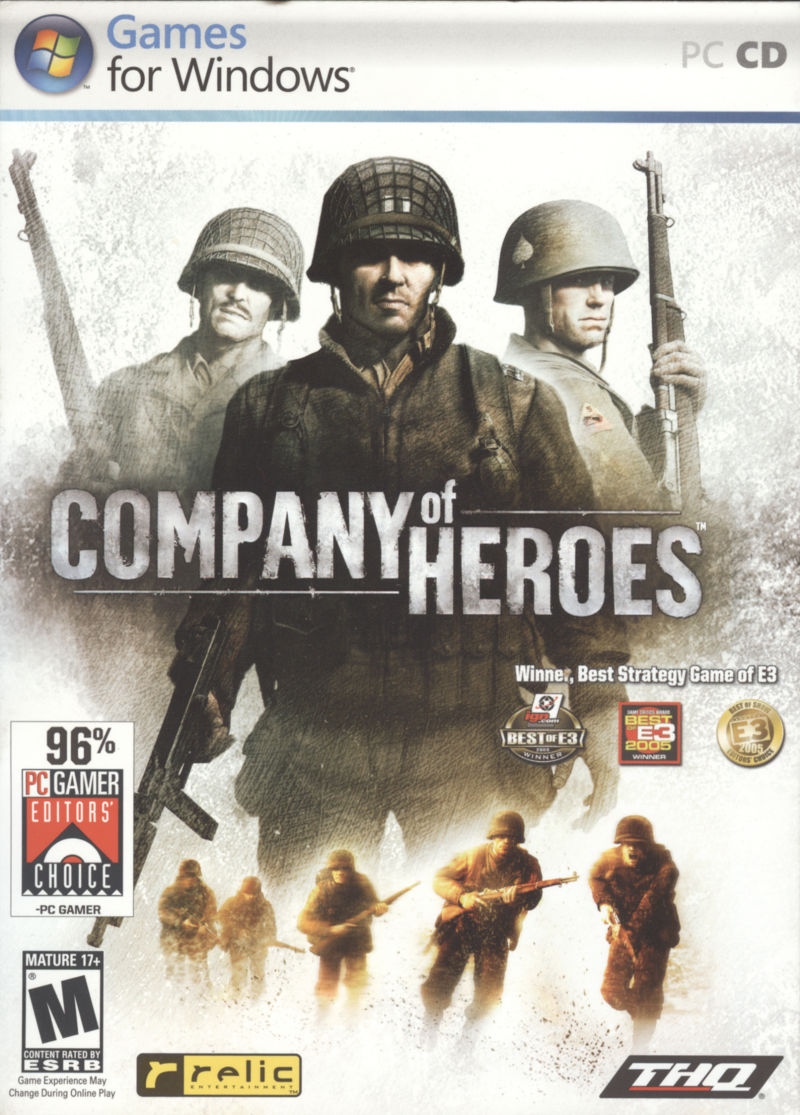 Company Of Heroes For Windows 2006 Mobygames