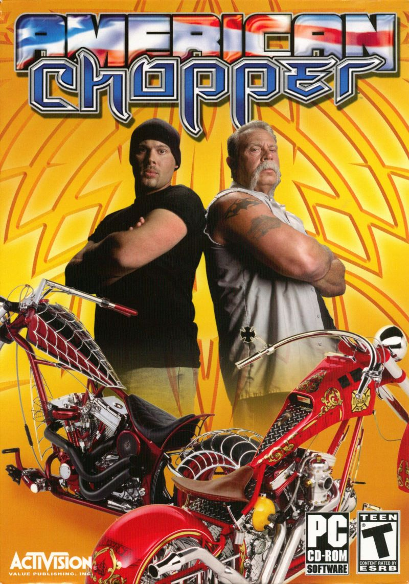 American Chopper Windows Front Cover