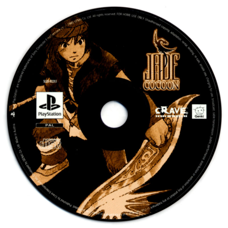 Jade Cocoon: Story of the Tamamayu PlayStation Media