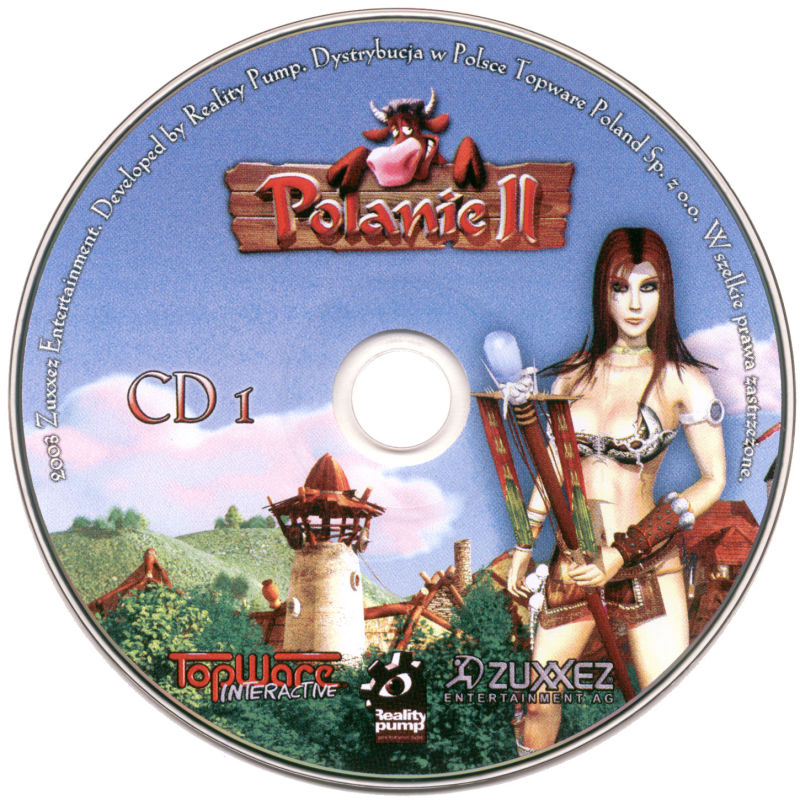 Once Upon a Knight Windows Media Disc 1/2
