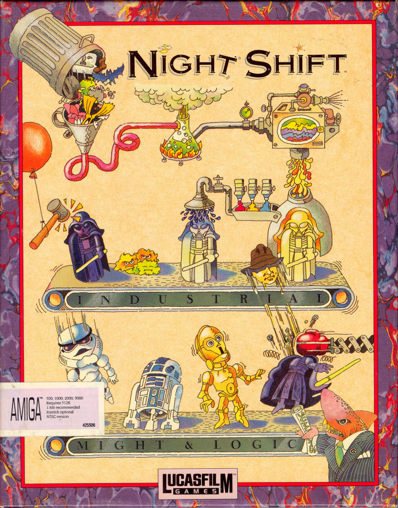 night shift games