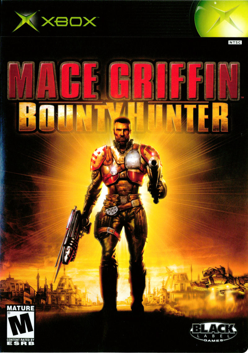 Mace Griffin: Bounty Hunter for Xbox (2003) - MobyGames