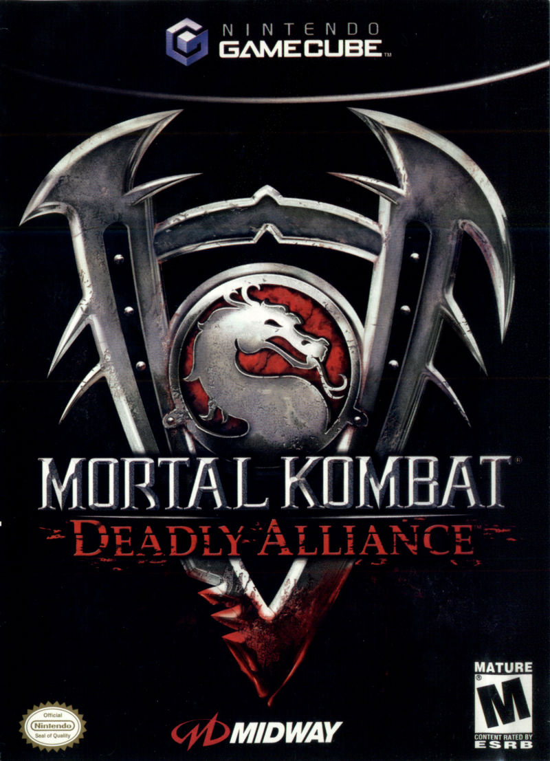 Mortal Kombat: Deadly Alliance for GameCube (2002) - MobyGames