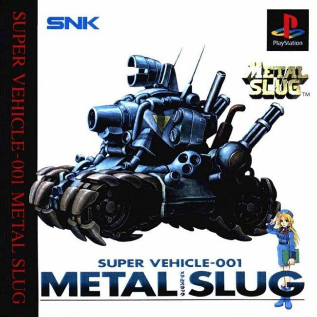 Metal Slug - Super Vehicle-001 - Arcade - Games Database
