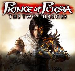 prince of persia blackberry game