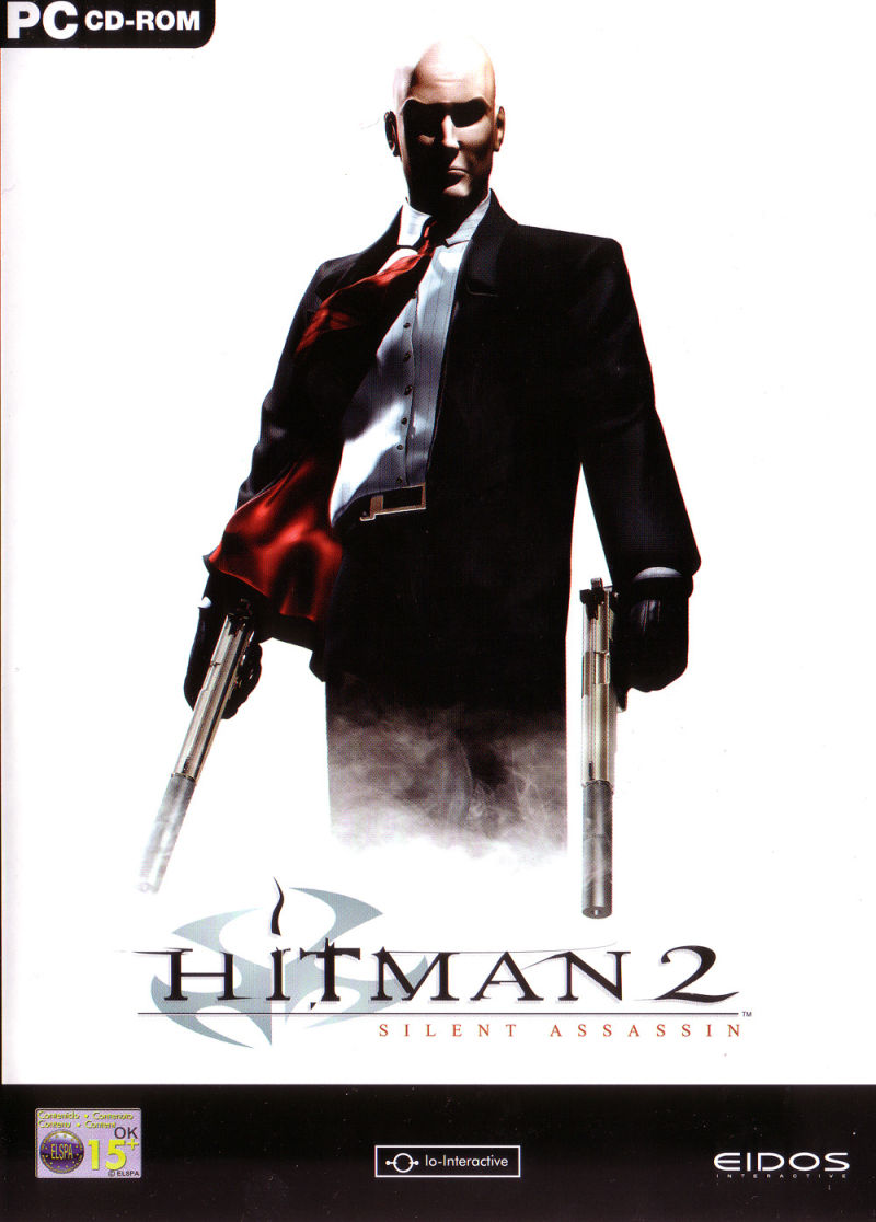 Hitman 2: Silent Assassin Windows Front Cover
